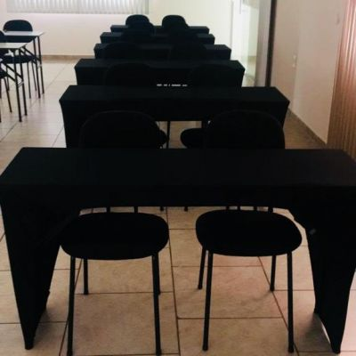 Sala de Eventos e Coworking